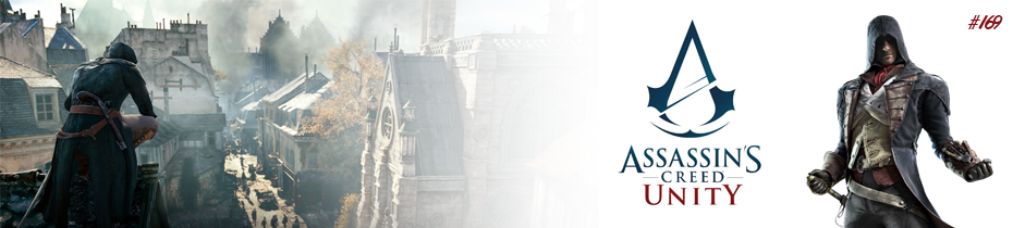 [Platine 169] Assassin's Creed Unity